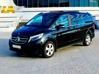 Аренда Mercedes V klass в аэропорт Минск 2